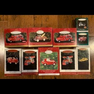 Hallmark Keepsake Christmas Ornaments